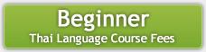 Beginner Thai Language Course Fees