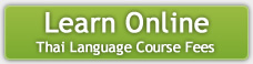 Learn Online Thai Language Course Fees