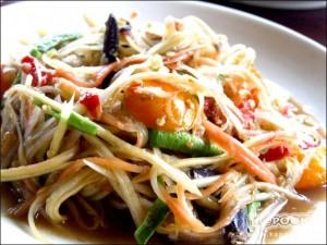 Learn Thai | Spicy Thai Papaya Salad