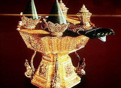 พานพระขันหมาก betel nut set