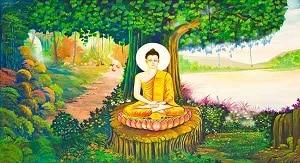 Buddhism in Thailand Language