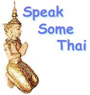 Thai Language Tips
