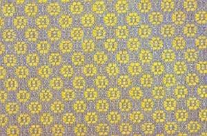 Yok Dork pattern from Nakhon Si Thammarat ลายผ้ายกดอก ของจังหวัด นครศรีธรรมราช