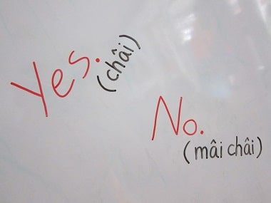 Yes No Questions in Thai Language