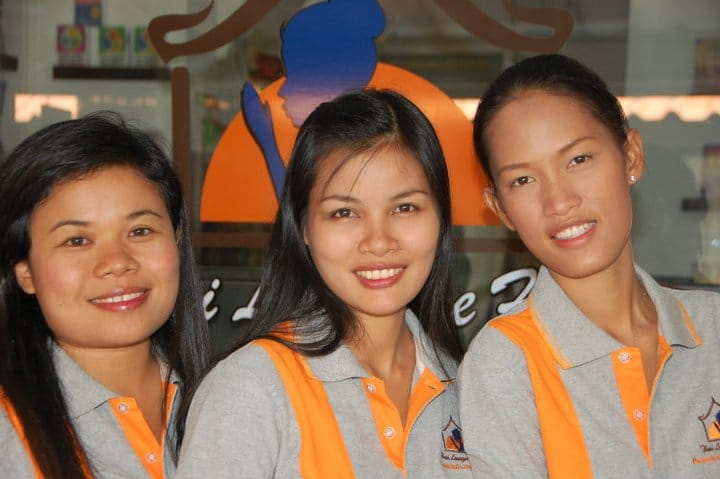 Contact Thai Language Hut School