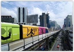 BTS Sukhumvit, Bangkok