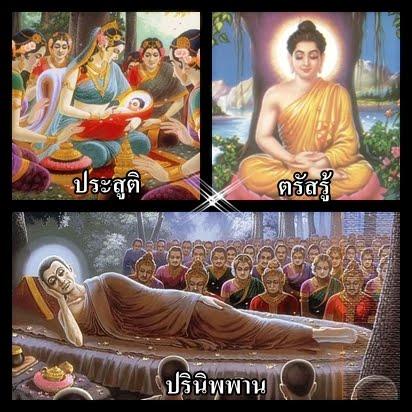 learn thai Visakha Bucha Day