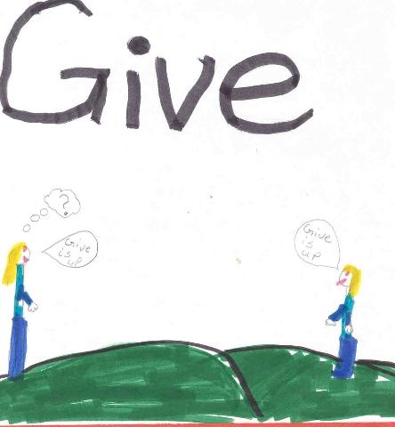 ให้ give