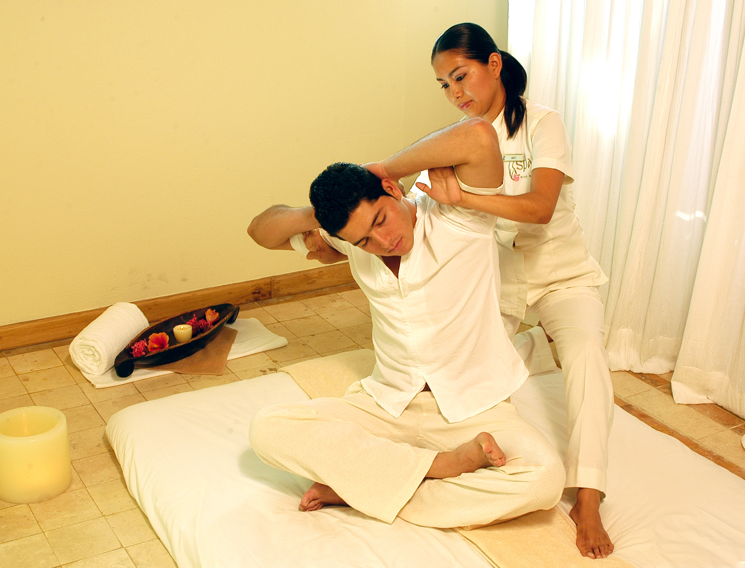 Learn shiatsu london