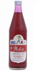Hale's Blue Boy syrup