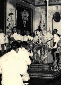วันฉัตรมงคล coronation day Thailand