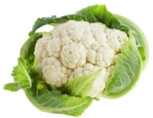 กะหล่ำดอก cauliflower