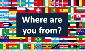 how to ask where are you from and what nationality are you