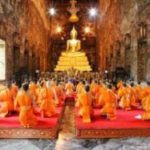 Thai Buddhist Day