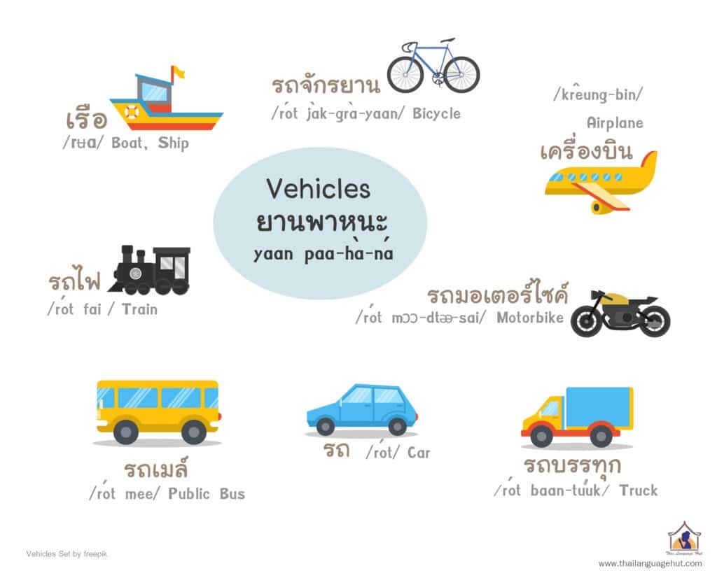 vehicles-thai