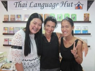 Learn Thai Online with teachers Jang and Prae