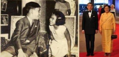Thai Royal Family Rama IX children