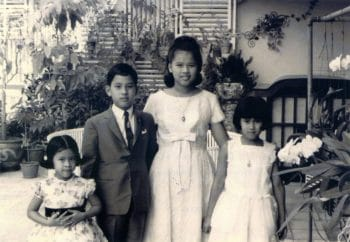 The Children of King Rama IX of Thailand