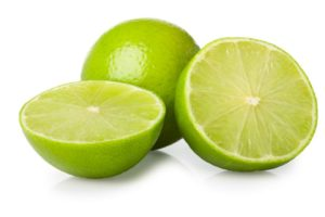 Thai Limes for Sour Yellow Thai Curry