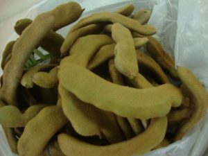 Green Sour Tamarind for Thai Cooking