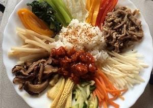 Rice Herb Food ข้าวยำ Kaâo-Yam