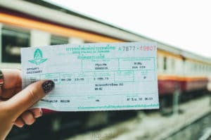 ticket reservation train thai thailanguage learnthai travel thai conversation speak thai
