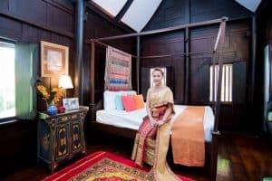 Thai Bridge on her Wedding Day | Thai Culture
