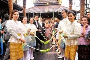 Thai Wedding Gates | Wedding Ceremony | Culture