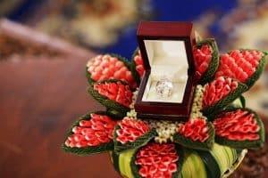 Presentation of the Ring | Wedding Ceremony Thailand