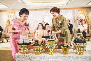 Thai Gifts | Wedding Ceremony