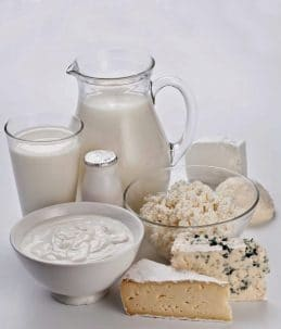 Dairy Product | Learn Five Food Groups in Thai Language