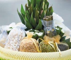 Thai Ceremonial Wedding Gifts | Learn Thai Culture